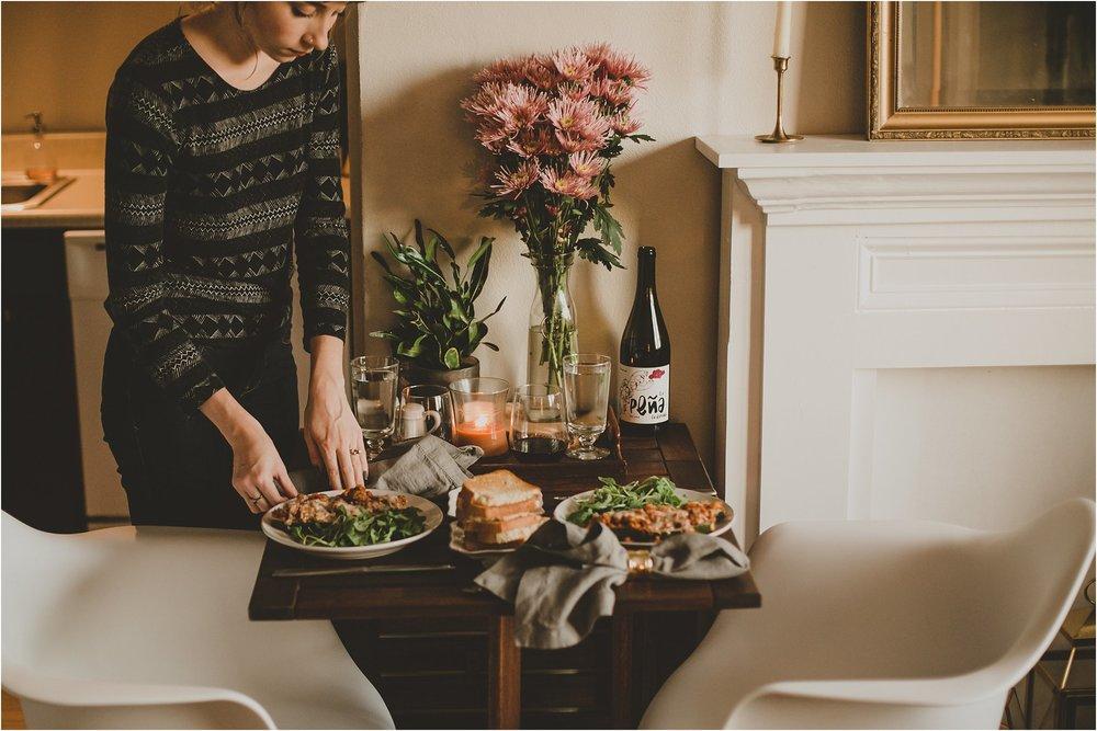 weekend wear a romantic dinner at home italian stuffed zucchini