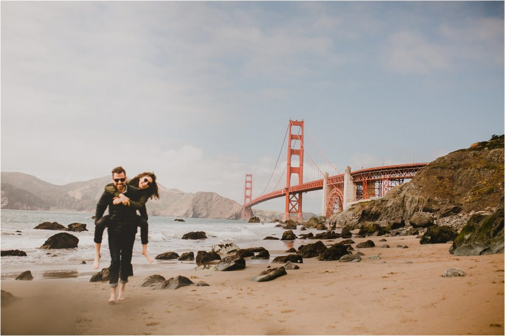 Golden Gate Bride Photographer