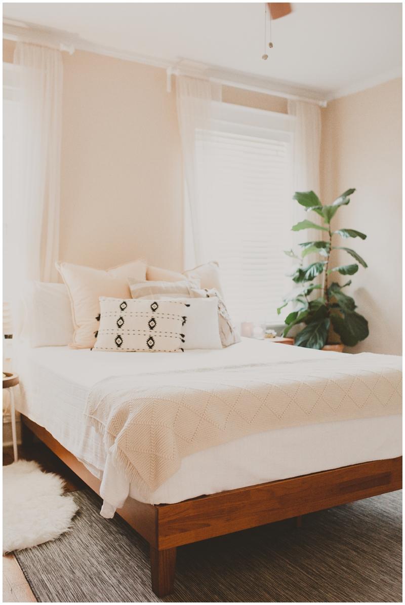 Apartment Boho Simple Bedroom Decor Ideas