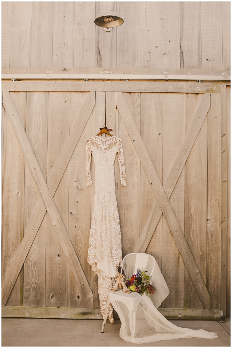 Cedar Creek Bohemian St Louis Wedding Venue