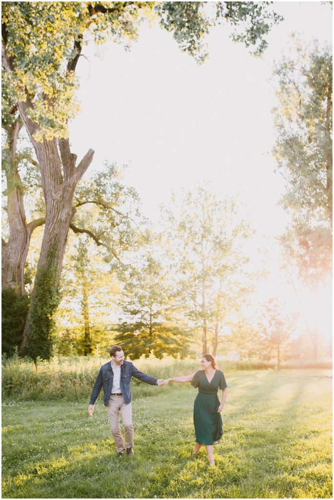 Carefree Natural Forest Park Engagement by Pattengale