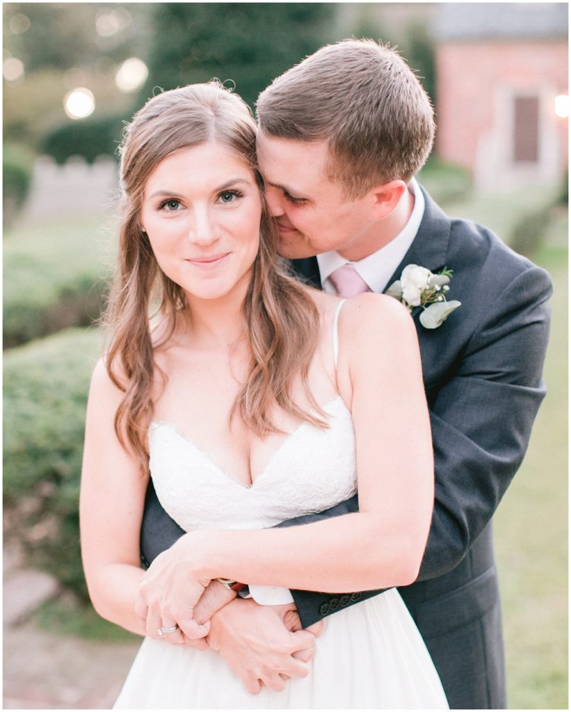 Elegant Outdoor Seven Springs Wedding in Richmond Virginia by husband and wife team Pattengale