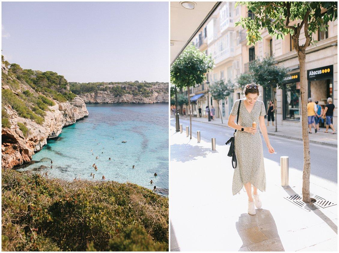 Traveling wedding photographer travels to Port De Soller, Mallorca Spain